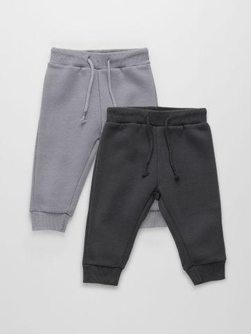מארז 2 מכנסי פוטר עם שרוך / בנות של TERMINAL X KIDS