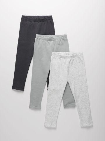 מארז 3 מכנסי טייץ פוטר / 3M-14Y של TERMINAL X KIDS