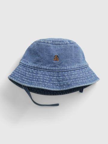 כובע ג'ינס / בייבי בנים 0-2Y של GAP