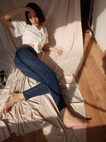 ג'ינס בגזרת סקיני Lily של YANGA