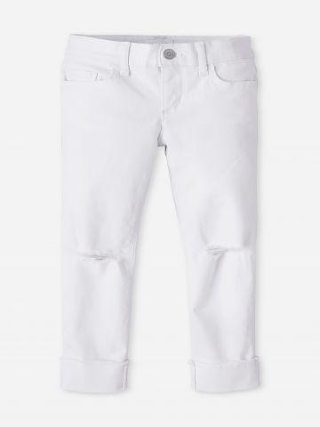 ג'ינס ארוך עם קרעים / בנות של THE CHILDREN'S PLACE