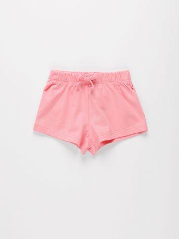 מכנסיים קצרים עם גומי במותן / 9M-4Y של THE CHILDREN'S PLACE