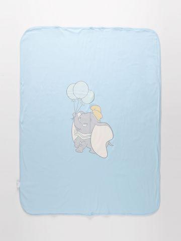 שמיכה עם הדפס דמבו / בייבי של THE CHILDREN'S PLACE