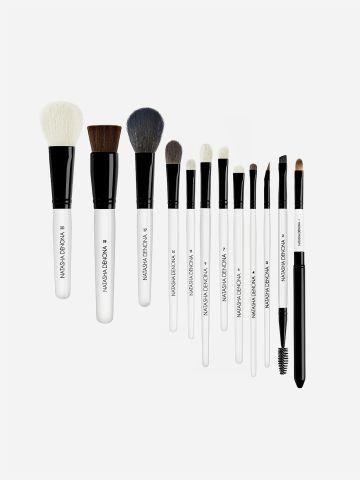סט 12 מברשות Brush set basic - 12 pc של NATASHA DENONA