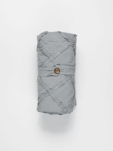 כיסוי מיטה פונטה קאנה 200X220 של ASHRAM