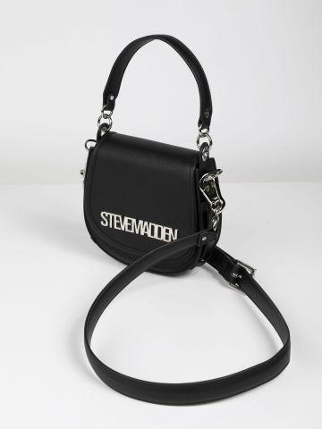 תיק עם תבליט לוגו / נשים של STEVE MADDEN