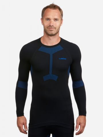 חולצה תרמית לסקי Top I-Soft של DECATHLON