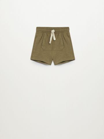 מכנסי טרנינג קצרים/ 9M-4Y של MANGO