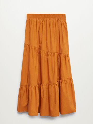 חצאית קומות מידי / נשים של MANGO