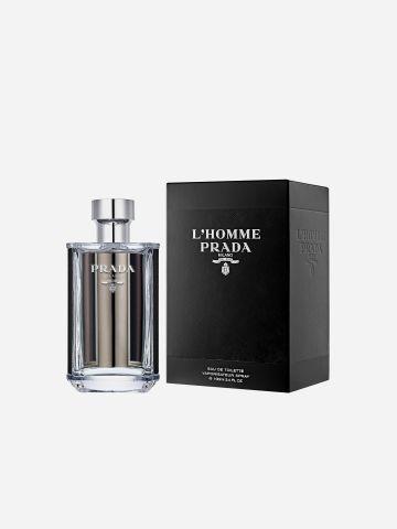 L'Homme Prada EDT 100ML בושם לגבר א.ד.ט 100 מל של PRADA