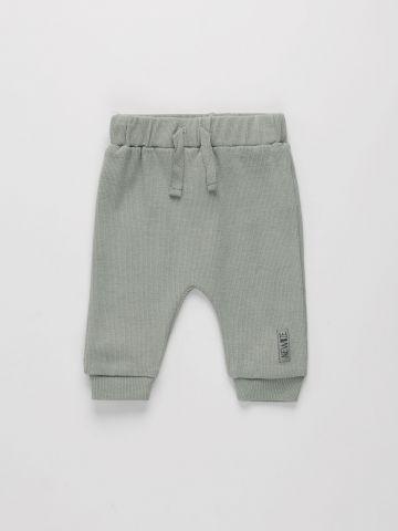 מכנסיים חלקים / 0-2Y של FOX