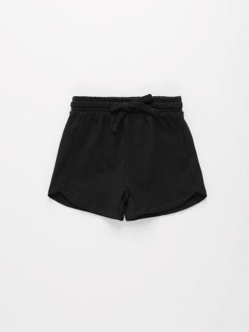 מכנסיים קצרים עם שרוך קשירה / 3M-6Y של FOX