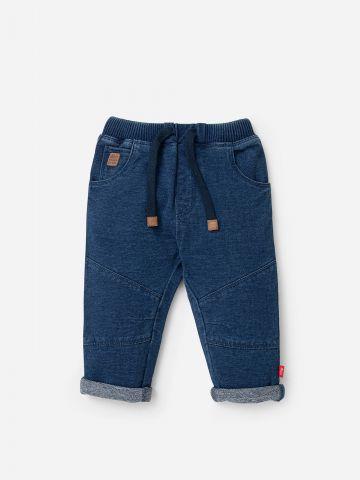 ג'ינס ארוך בשטיפה כהה / 0-5Y של SHILAV