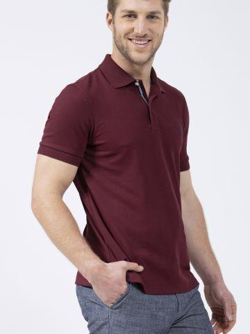 חולצת פולו עם לוגו של NAUTICA