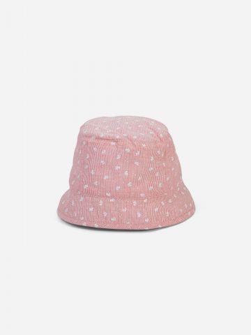 כובע באקט בהדפס / 6M-24M של SHILAV