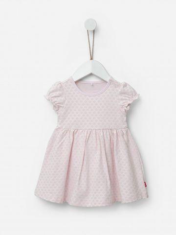 שמלת בגד גוף בהדפס פרחים / 0-24M של SHILAV
