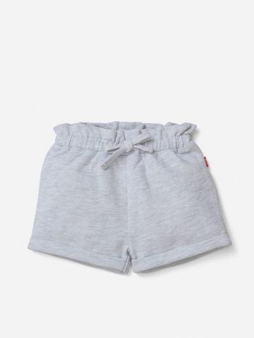 מכנסיים קצרים מלנאנז' עם סיומת קיפול / 6M-5Y של SHILAV