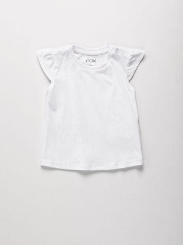 חולצת שרוולי מלמלה / 3M-3Y של FOX