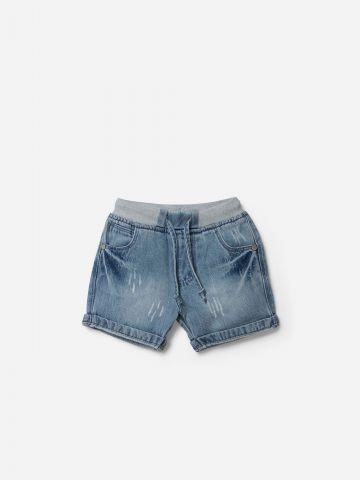 מכנסי ג'ינס קצרים / 0-5Y של SHILAV