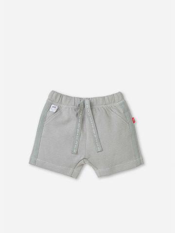 מכנסיים קצרים בטקסטורה / 3M-5Y של SHILAV