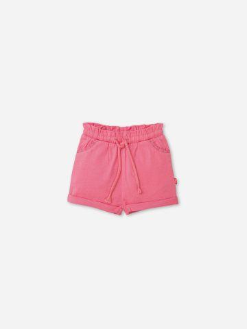 מכנסיים קצרים בסיומת קיפול / 3M-5Y של SHILAV