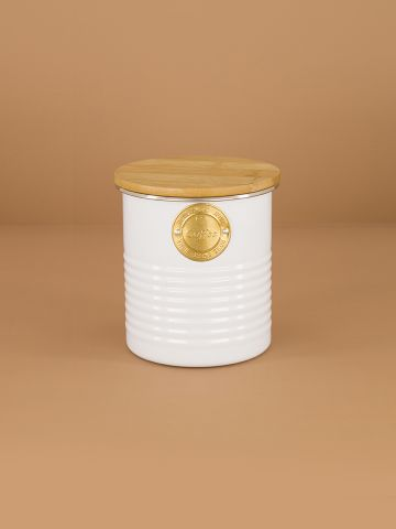 צנצנת מתכת לאחסון קפה של FOX HOME
