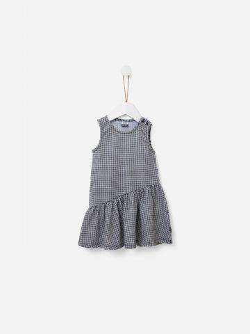 שמלת משבצות / 6M-5Y של SHILAV