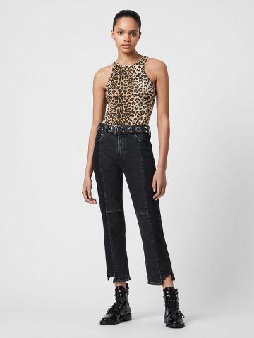 ג'ינס אסימטרי Slim-Fit של ALL SAINTS