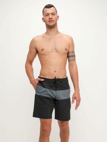 מכנסי בגד ים קולור בלוק של BILLABONG