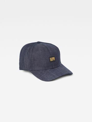 כובע מצחייה עם פאץ' לוגו / גברים של G-STAR