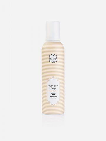 סבון קצפת Peony Gardenia של LALINE