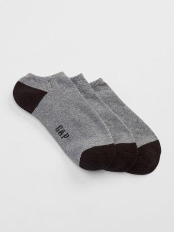 מארז 3 זוגות גרביים נמוכים / גברים של GAP