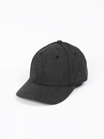 כובע מצחייה צמר של QUESTION MARK