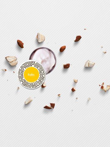 חמאת גוף שקדים Almond Body Butter של DAPHNE
