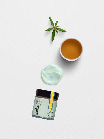 קרם גוף תה ירוק Green Tea Body Cream של DAPHNE