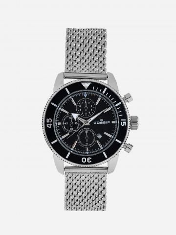 שעון יד מעוצב / גברים של GOSSIP