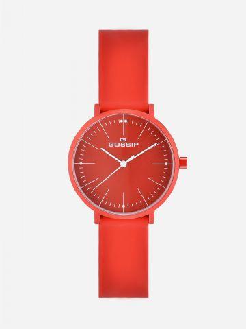 שעון יד סיליקון Gossip / נשים של GOSSIP