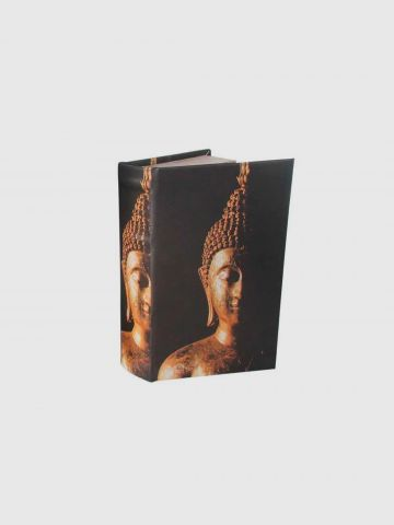 ספר דקורטיבי בודהה / גדול של FLORALIS