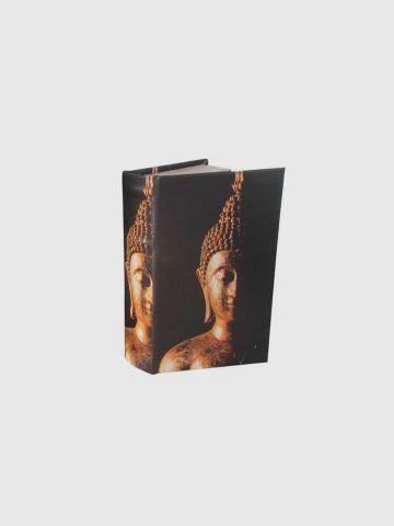ספר דקורטיבי בודהה / קטן של FLORALIS