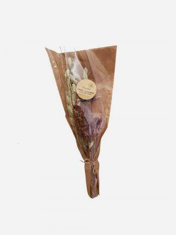 זר פרחים יבשים של FLORALIS