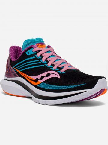 נעלי ריצה Kinvara 12 future / נשים של SAUCONY