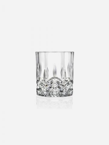 כוס קריסטל נמוכה מעוצבת של ARCOSTEEL