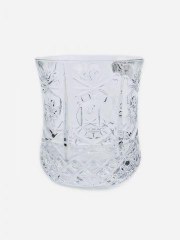 כוס קריסטל מעוצבת של ARCOSTEEL