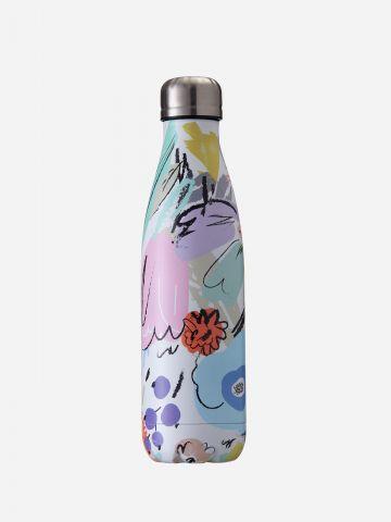בקבוק שתייה נירוסטה BLOOM דקאל של ARCOSTEEL