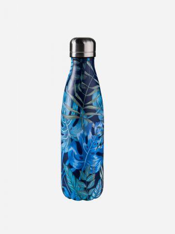 בקבוק שתייה נירוסטה דקאל Tropic Leaf של ARCOSTEEL