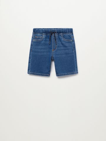מכנסי ג'ינס ברמודה / בנים של MANGO