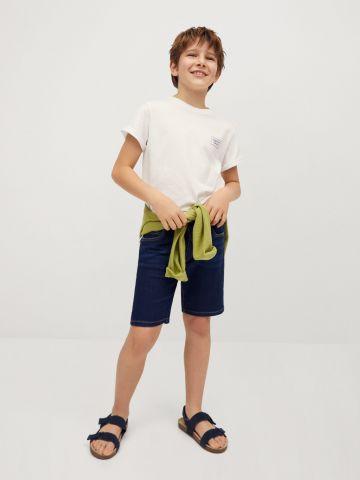ג'ינס ברמודה / בנים של MANGO