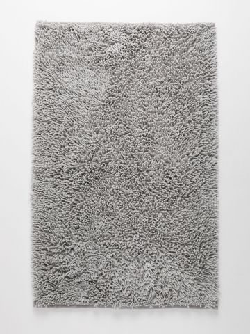 שטיח אמבטיה Shaggy של TERMINAL X HOME