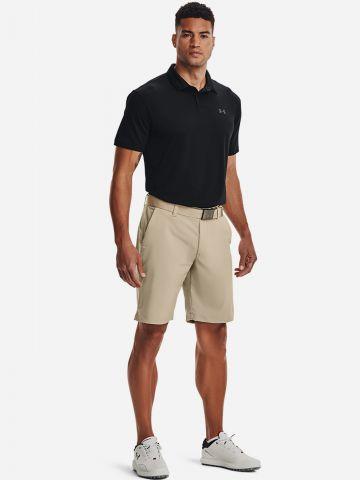 חולצת פולו עם הדפס לוגו של UNDER ARMOUR