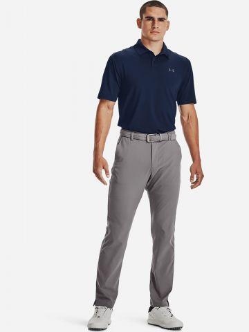 חולצת פולו עם לוגו של UNDER ARMOUR